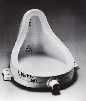 Marcel Duchamp. Fuente