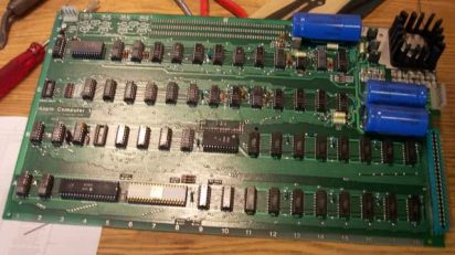 Apple1-Mainboard