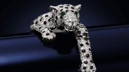 Lot_19_Cartier_Panther_Bracelet_-_A