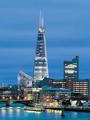 edificios mas altos de europa