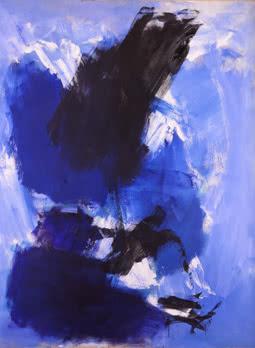 Jose_Guerrero._Blues_and_black__1958