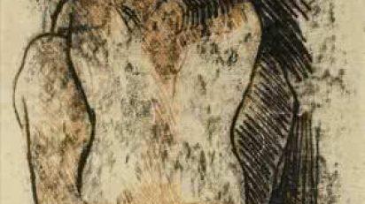 Mujer_tahitiana_agachada_paul_gauguin