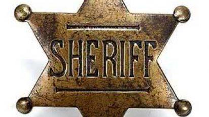 western_placa_de_sheriff