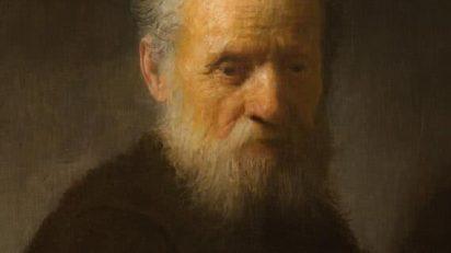 Retrato_anciano_barba_Rembrandt