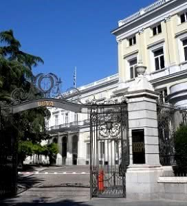 Palacio del Marqués de Salamanca.