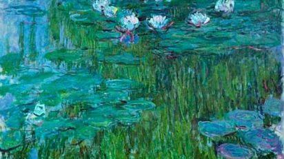 Claude-Monet-Nympheas