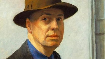 hopper_self-portrait