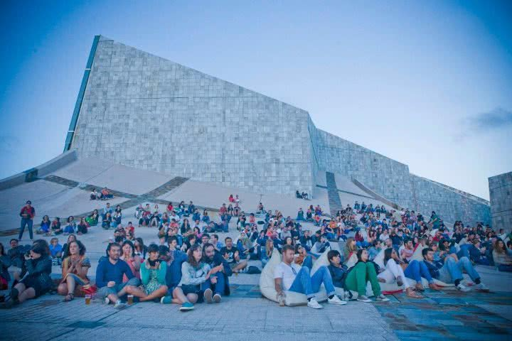 La Cidade da Cultura de Galicia atrae a 190.000 visitantes ...