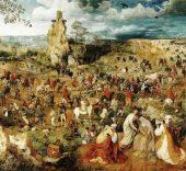 Camino-del-Calvario-1564-Museo-Kunsthistorisches-Viena