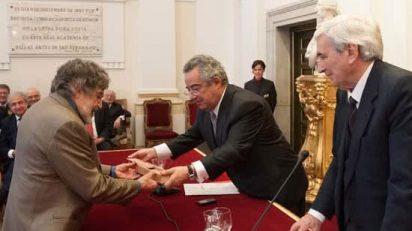 Entrega Premio Penagos Carlos Cruz-Díez