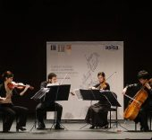 cuarteto de cuerda Óscar Esplá de ASISA