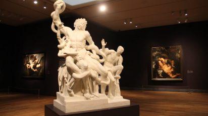 'Las Furias. De Tiziano a Ribera'. Museo Nacional del Prado. Foto: Sonia Aguilera.