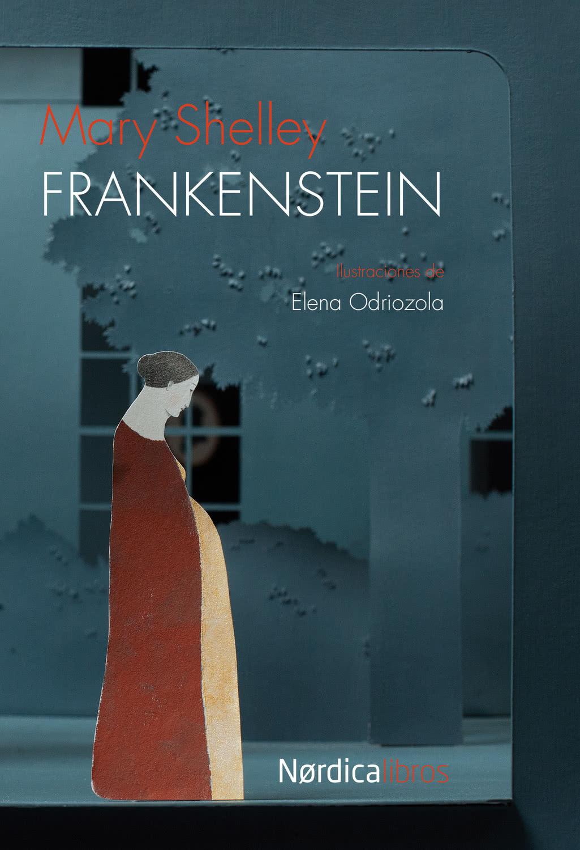 Mary Shelley. Frankenstein. Ilustraciones de Elena Odriozola