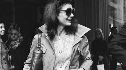 Ron Galella. Jackie Onassis.