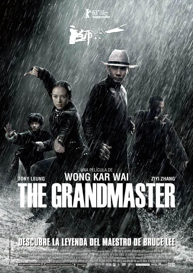 The Grandmaster - Poster