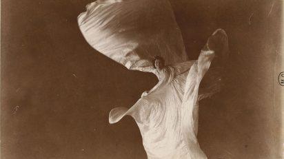 Isaiah West Taber. 'Loïe Fuller bailando'. París, Musée d'Orsay © Musée d'Orsay, Dist. RMN-Grand Palais / Patrice Schmidt