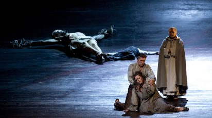 'Tosca'. Ópera Nacional de París © Andrea Messana