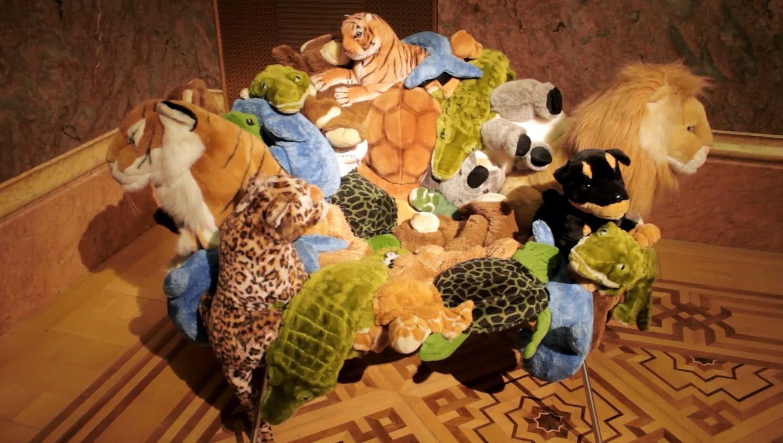 Entre tiempos... La Colección Jozami en el Museo Lázaro Galdiano. Colección Jozami. Foto: Sonia Aguilera.