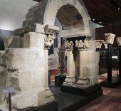 Museo Arqueológico Nacional. Salas Mundo Medieval, Reinos Cristianos. Foto Sonia Aguilera