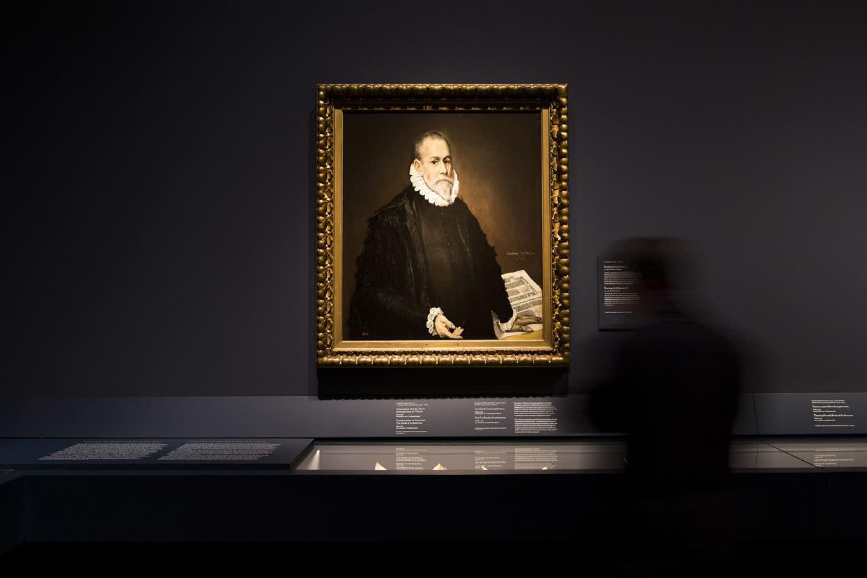 La reveladora biblioteca del Greco