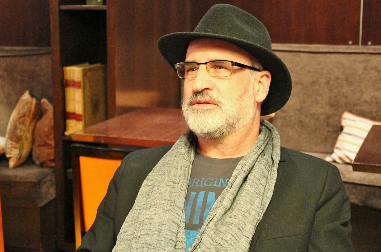 Fernando Aramburu. Foto Sonia Aguilera