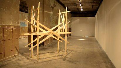 Ocho cuestiones espacialmente extraordinarias. Tabacalera. Espacio de Promoción del Arte. Foto: Luis Martín.