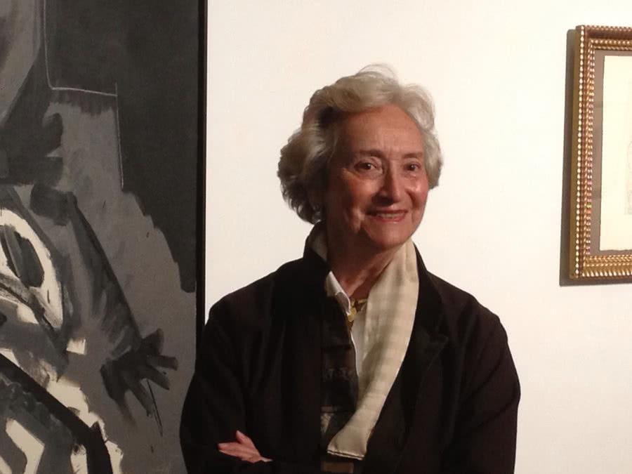 Pilar Citoler. Foto: Alfonso de la Torre.