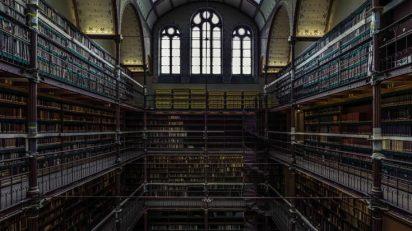 José Manuel Ballester. Biblioteca del Rijksmuseum.