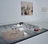 Vista de la exposición 'Playgrounds. Reinventar la plaza'. Foto Sonia Aguilera