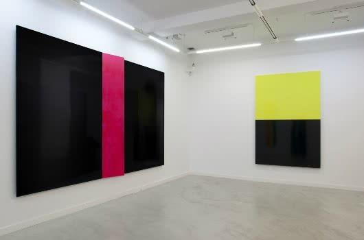 Vista de la exposición Rosa Brun