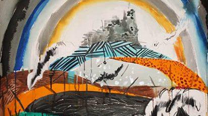 Abraham Lacalle. Fronteras. 2014.