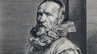 Antoon Van Dyck. Ioannes de Wael. 1645-1700. Real Academia Española.