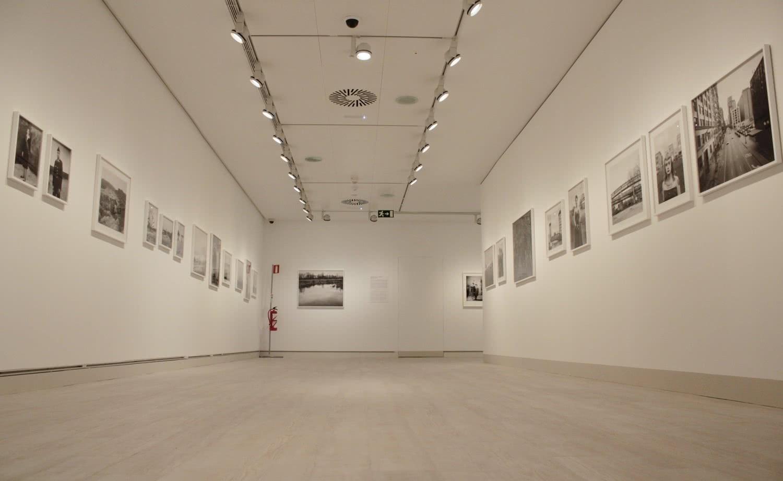 Vista de la exposición Vanessa Winship. Fundación Mapfre. Foto Sonia Aguilera