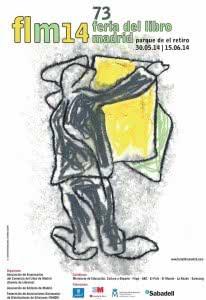 cartel feria libro madrid