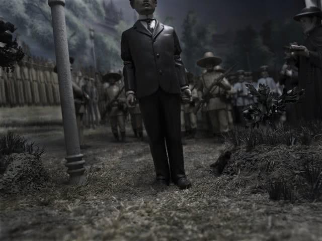 4. J Fontcuberta_Ejecución de José Rizal_2005