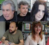 Autores Feria del Libro de Madrid 2014