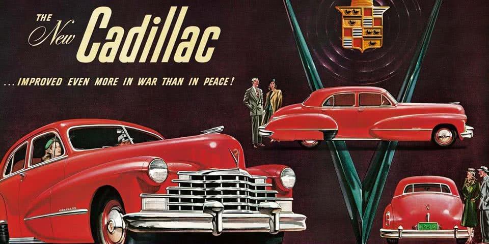 Joyas de la publicidad estadounidense de la posguerra