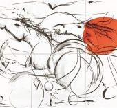 Danubio Galeria d'Art - Tomas de Marsay - El foulard amarillo