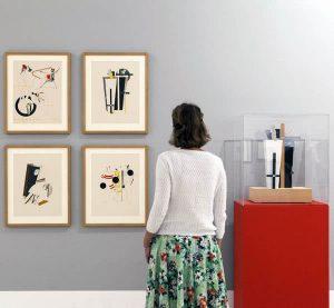 MPM-El Lissitzky. © Museo Picasso Málaga.