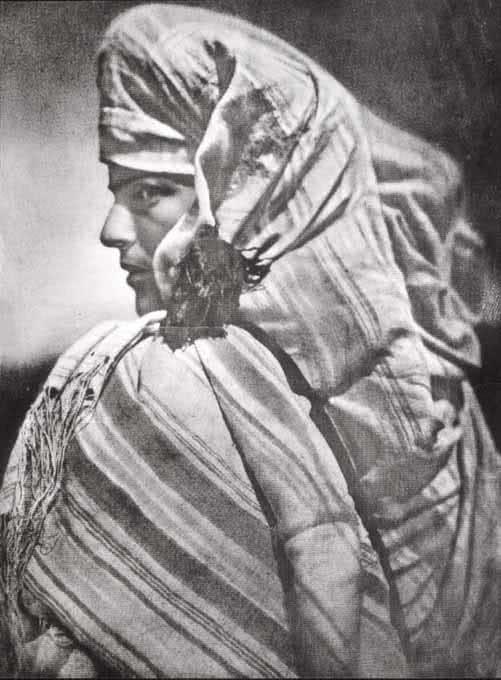 Ortiz Echagüe. Moro del Rif II. 1909