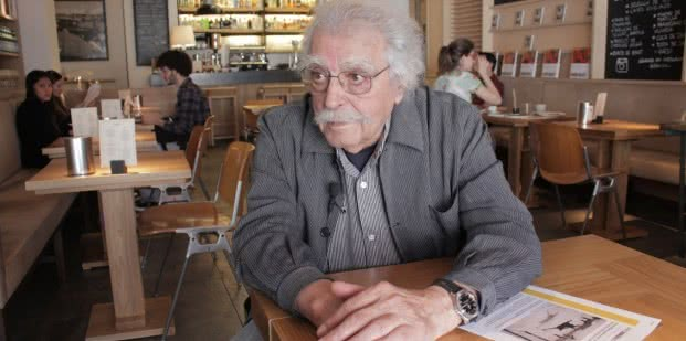 Ramón Masats. Foto: Luis Martín.
