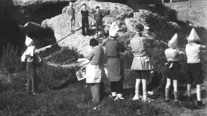 'Juego de niños' (1936). Agustí Centelles / CDMH.