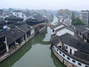 © Ibid, Nanxun Section of Jiangnan Canal - The Grand Canal (China).