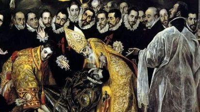 'El Entierro del Conde Orgaz'. El Greco. (Foto: Wikipedia)
