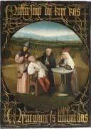 Hieronymus van Aeken Bosch, El Bosco. La extracción de la piedra de la locura. Hacia 1500-10.