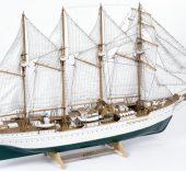 Maqueta Juan Sebastián Elcano