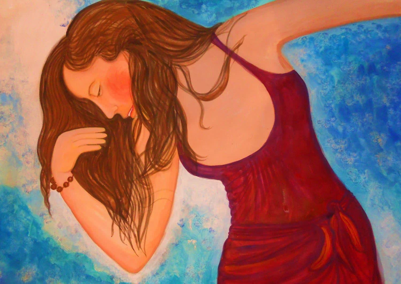 Larisa Hancu. Bailando recuerdo quién soy. 2013.