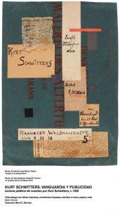 Lectura publica de cuentos por Kurt Schwitters c 1925