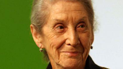 Nadine Gordimer (Foto: Wikipedia)