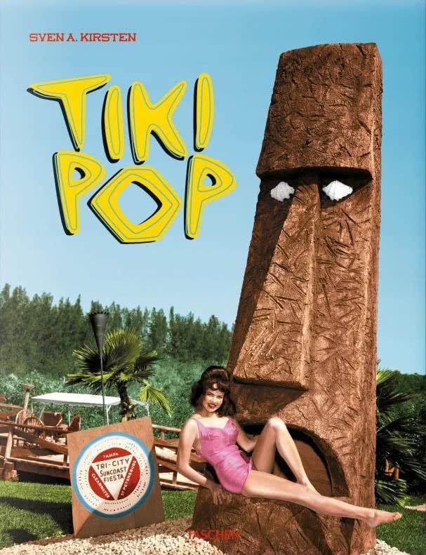 Portada Tiki Pop